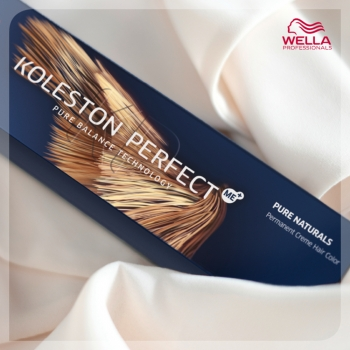 WELLA KOLESTON ME+ 6/34 dunkelblond gold-rot